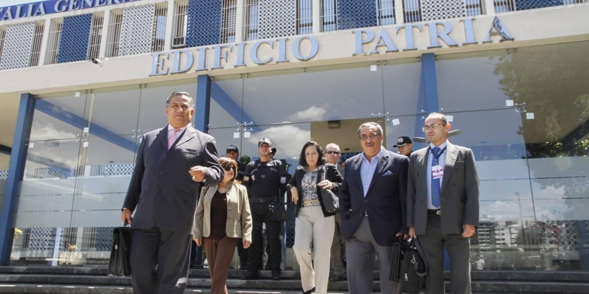 Veeduría Ciudadana del caso Gabela entregó información en Fiscalía