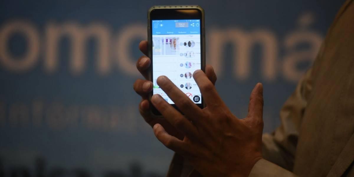 Presentan plataforma digital electoral que contiene información sobre candidatos y partidos