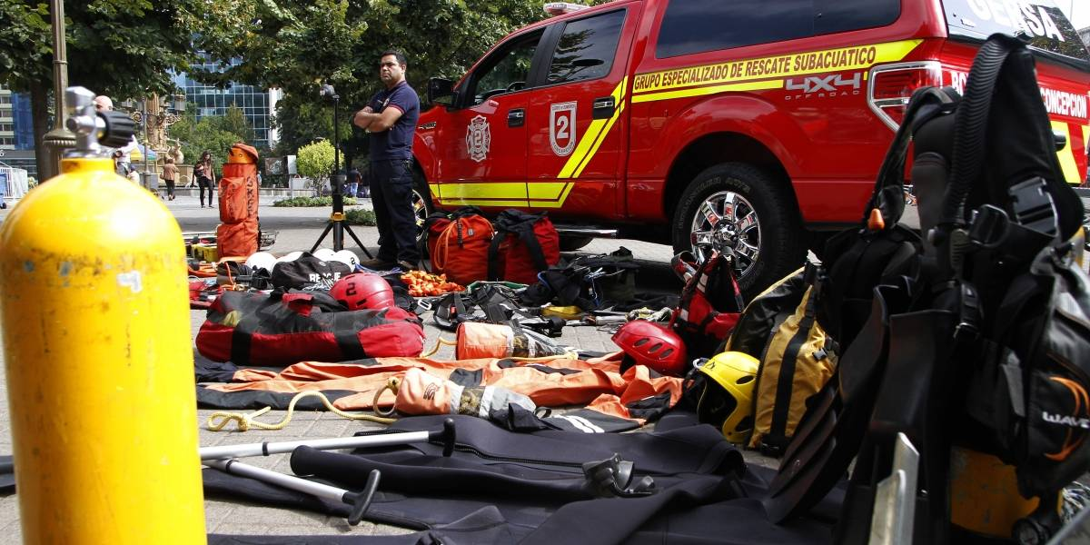 Rescatan a 4 personas extraviadas en Cerro La Cruz: no portaban equipamiento adecuado