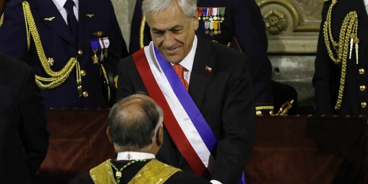"""Piñera tras Te Deum: """"La iglesia sabe mejor que nadie que se equivocó"""""""