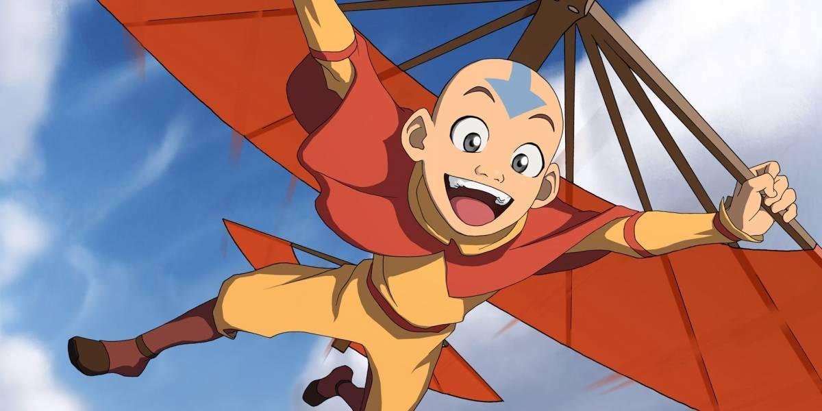 Netflix creará una serie live-action de Avatar: The Last Airbender