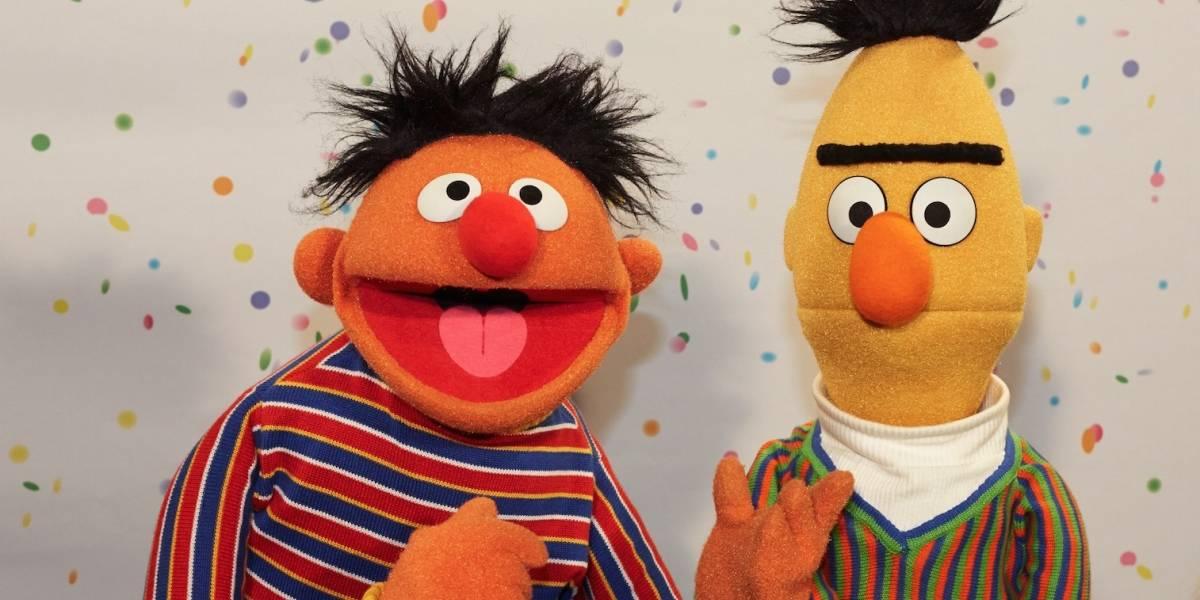 """""""Plaza Sésamo"""": Guionista asegura Bert y Ernie son una pareja gay"""
