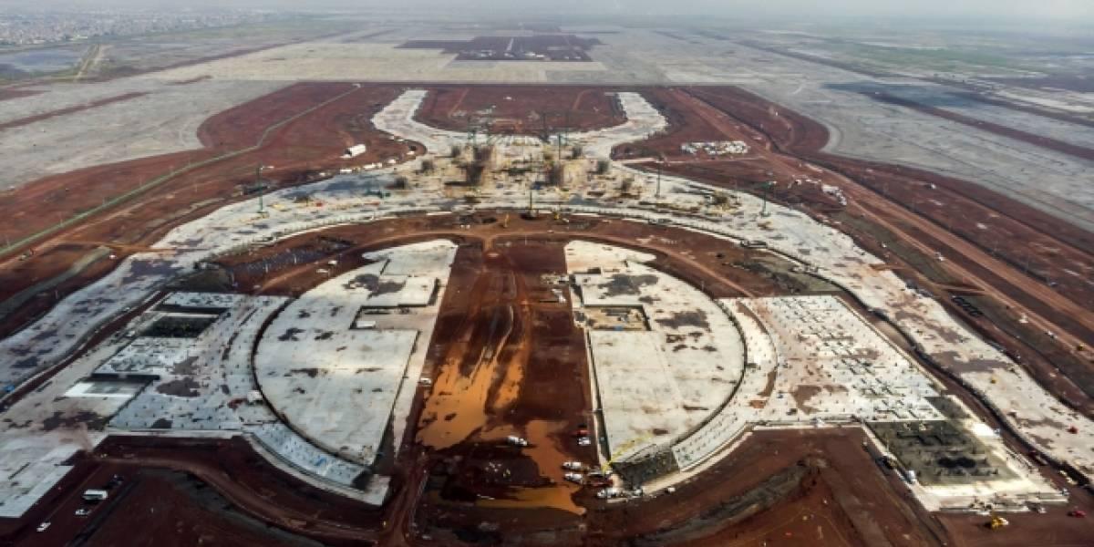 Aeropuerto de Santa Lucía se saturará en cinco años: expertos