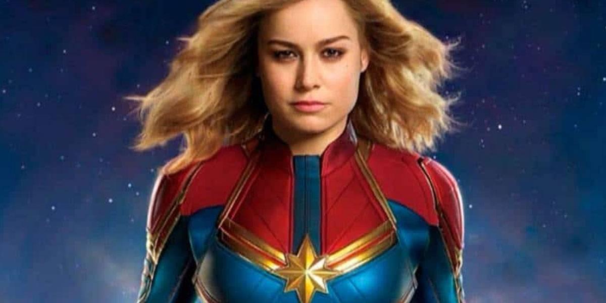 Llega el primer avance de Captain Marvel y nos vuela la cabeza