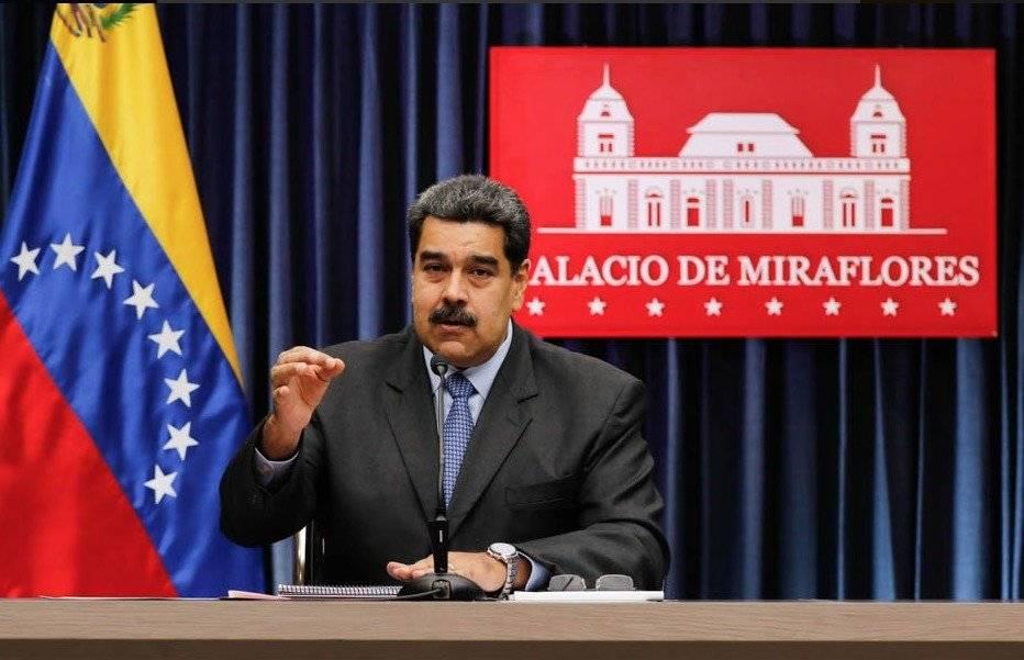 Cinco países latinoamericanos denunciarán a Nicolás Maduro ante la Corte Penal Internacional Twitter