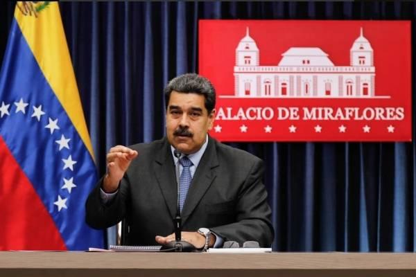 """Nicolás Maduro: """"Tenemos información de que preparan un golpe de Estado para octubre"""""""