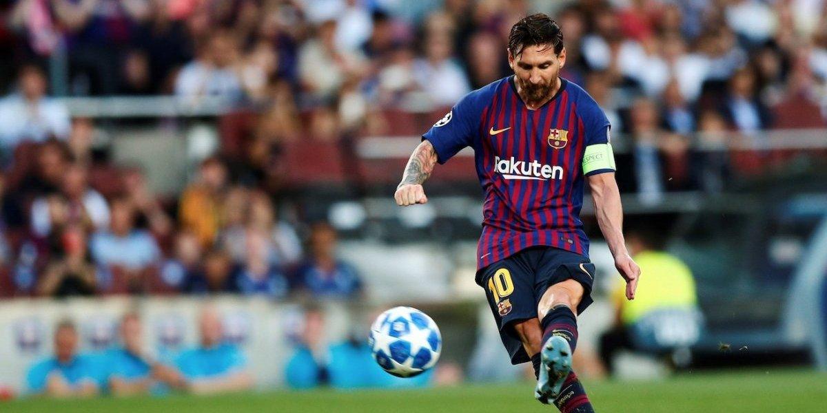 ¡30 Messi 30! Leo anotó triplete y ya son treinta los equipos a los que les anotó en Champions