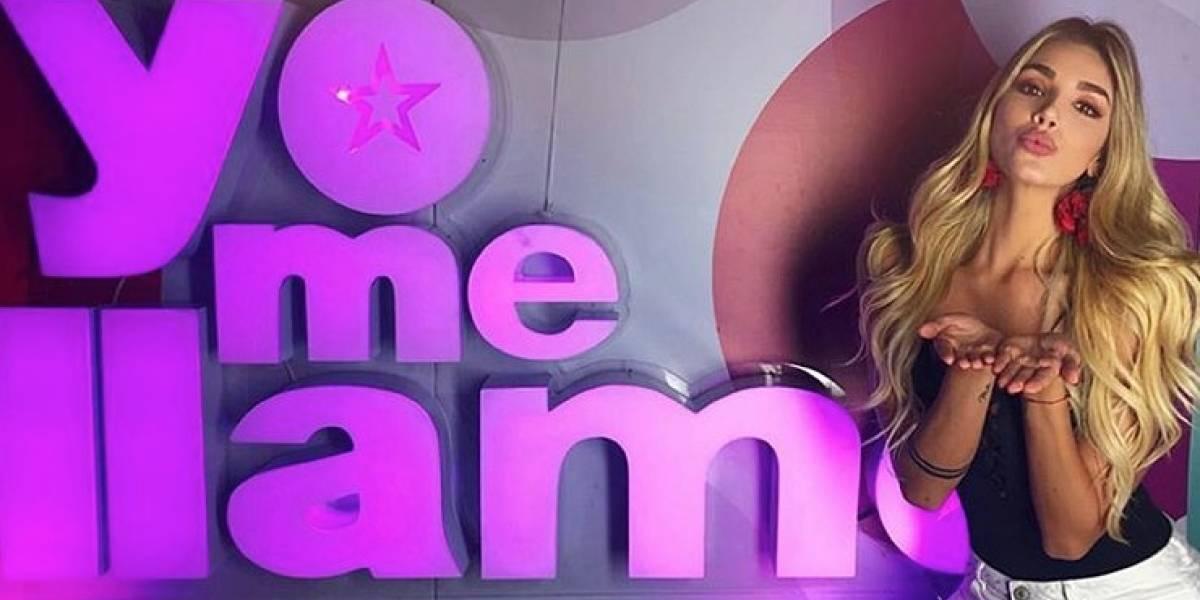 Melina Ramírez responde a críticas antes del estreno de 'Yo me llamo'