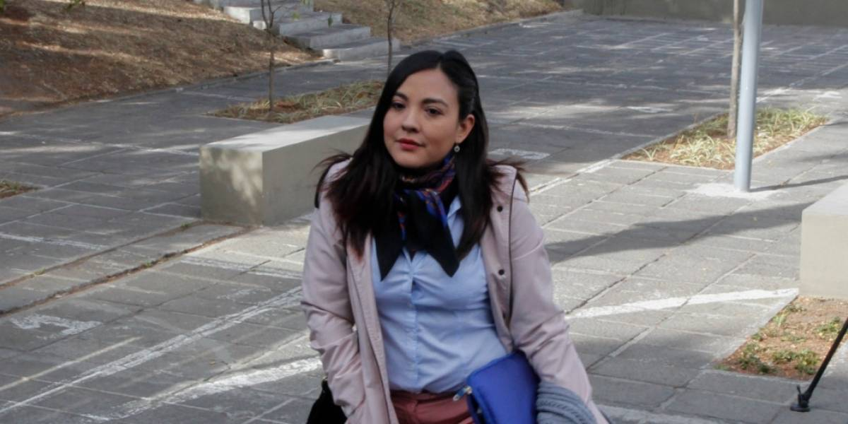 Yadira Aguagallo, pareja de fotógrafo asesinado, dice que a alias Guacho deben capturarlo con vida