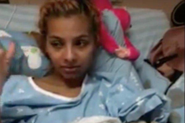 La colombiana hospitalizada en Israel tras brutal agresión pide ayuda para regresar