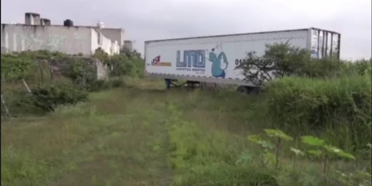 México: Escándalo por 157 cuerpos encontrados en un camión en Jalisco