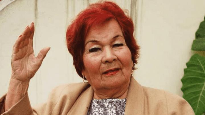 Carmencita Lara falleció a los 91 años