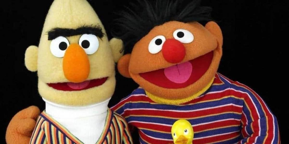 """El realizador de """"Beto"""" y """"Enrique"""" de Plaza Sésamo confirma que efectivamente eran una pareja homosexual"""