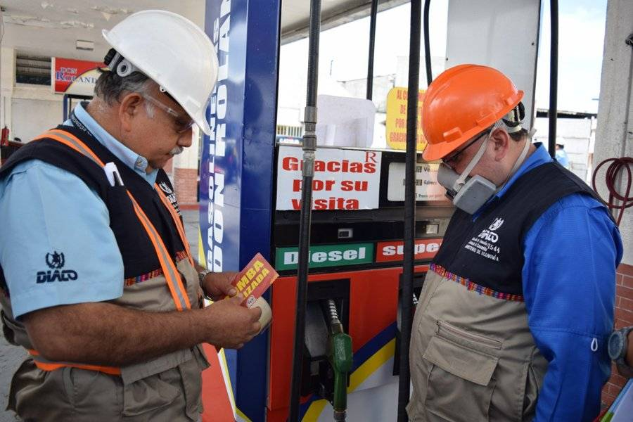 Gasolinera Don Rolando