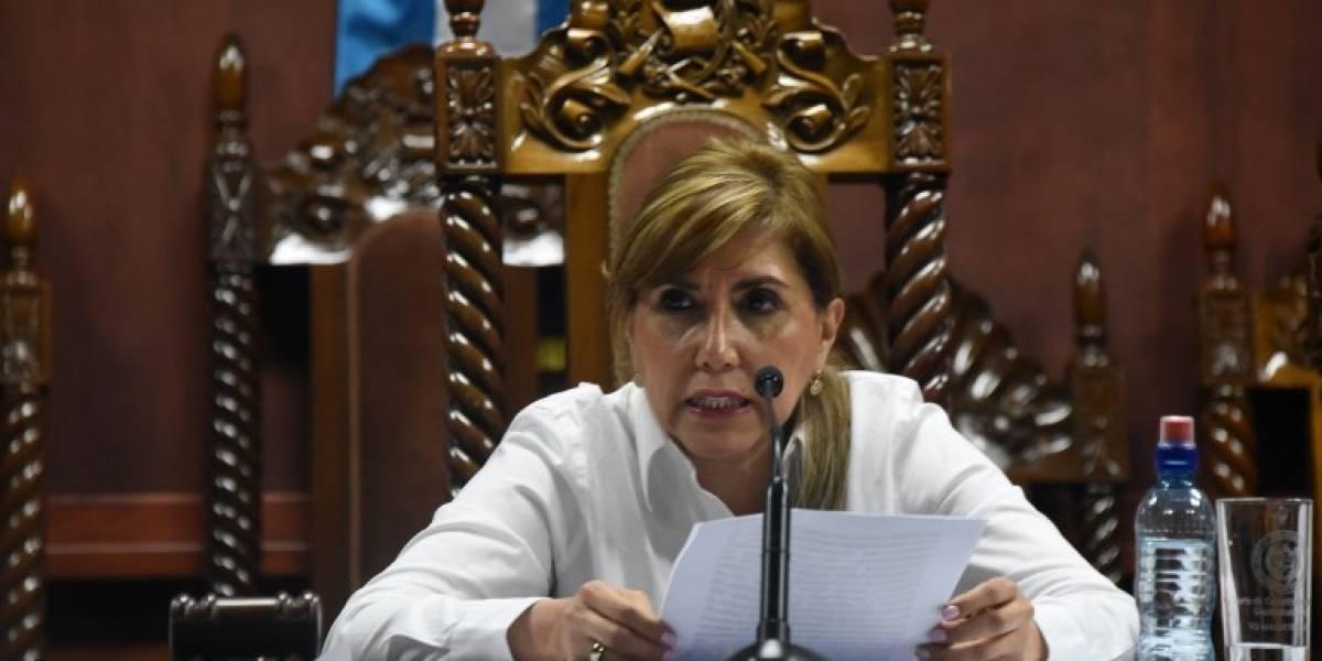 Magistrada Ochoa niega que viaje a EE. UU. haya sido para tratar acuerdo migratorio