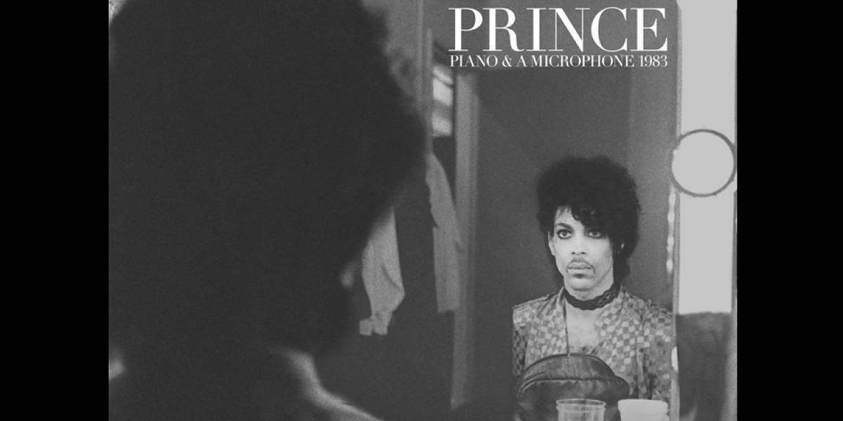 VIDEO. Nuevo álbum de Prince: solo él cantando al piano en su casa