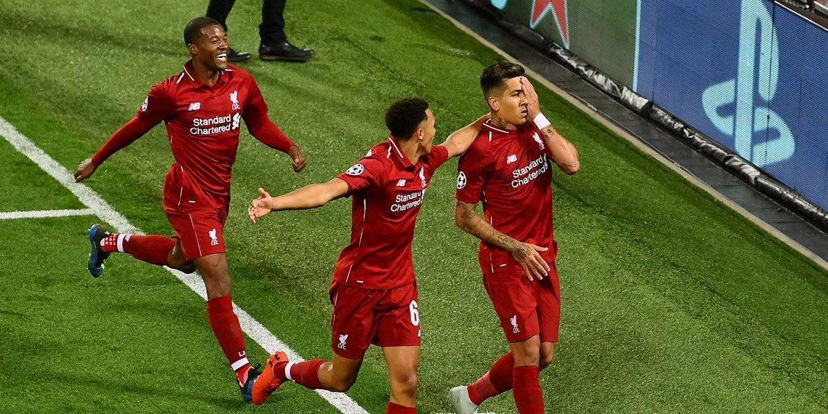 Liverpool se impone sobre el PSG con corazón y futbol