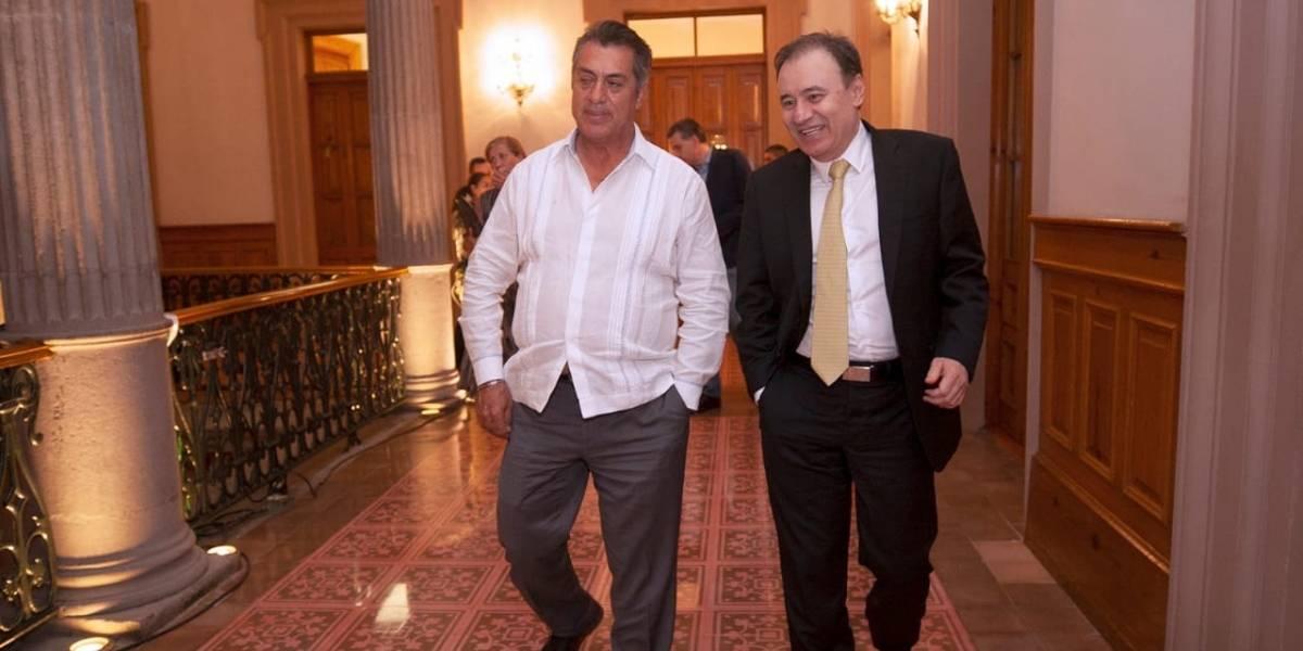 'El Bronco' recibe al próximo titular de Seguridad, Alfonso Durazo