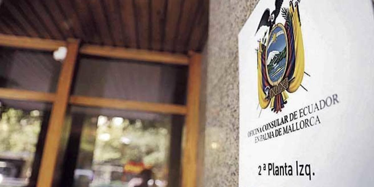 Denuncian por acoso laboral a Cónsul de Ecuador en Mallorca