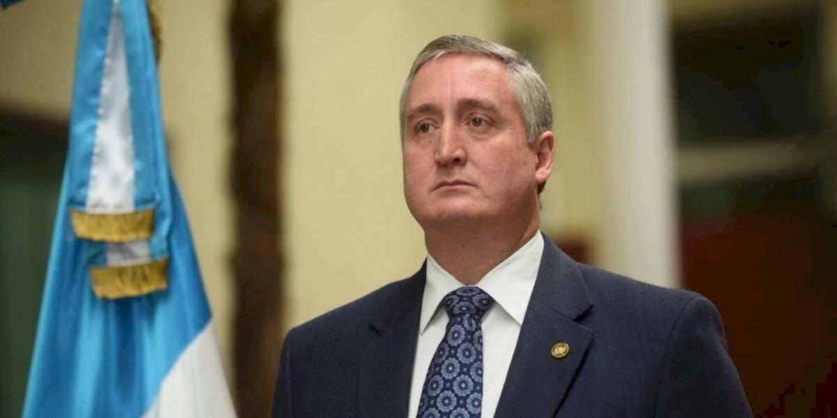 """Degenhart: """"Es totalmente falso que Guatemala se esté convirtiendo en un campo de concentración"""""""