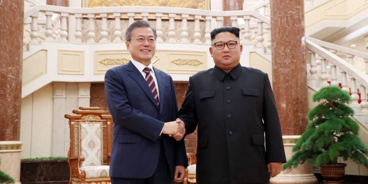Reunión entre Kim Jong-un y Moon Jae-in aborda desnuclearización