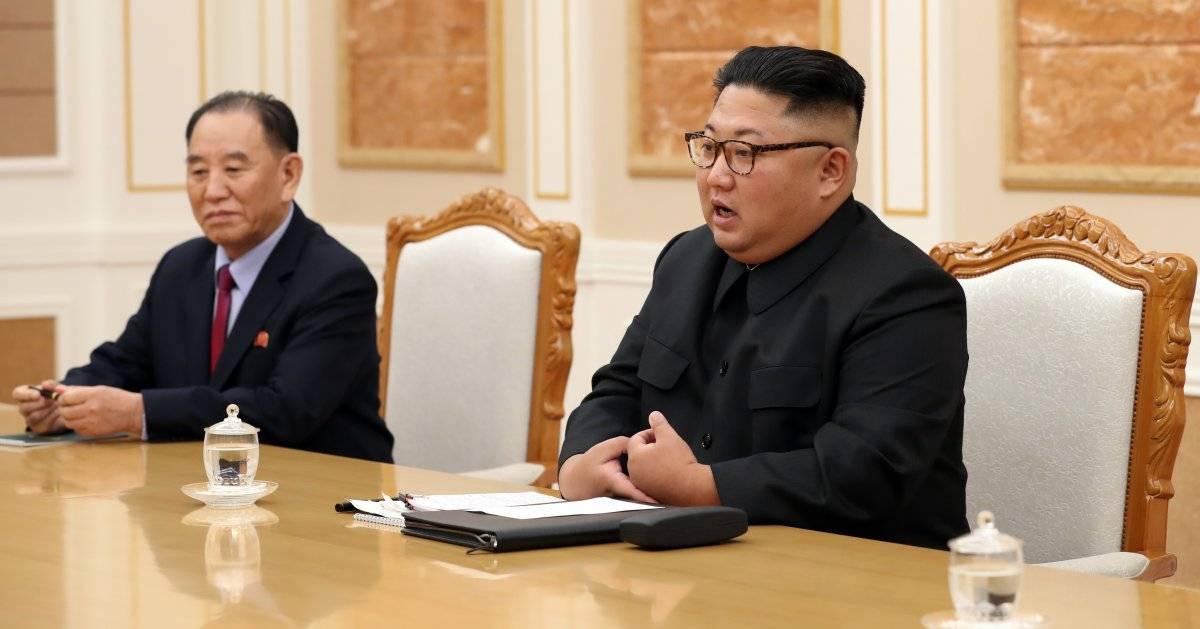 En el marco bilateral, Norte y Sur, técnicamente aún en guerra, han hablado de rubricar un acuerdo para impedir choques militares en zonas fronterizas Foto: Getty Images