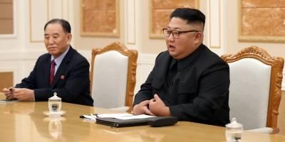 Reunión entre Kim Jong-un y Moon Jae-in