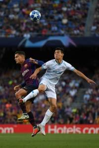 Barcelona vs PSV