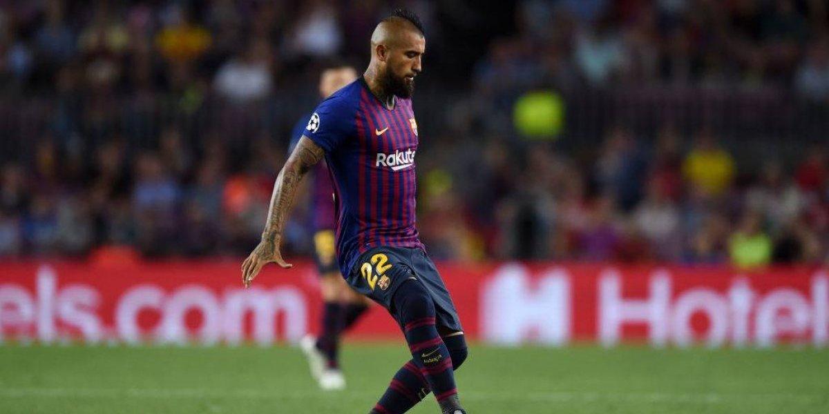 """Vidal gana terreno en el Barcelona y se ilusiona: """"El gol a Real Madrid me dio confianza"""""""