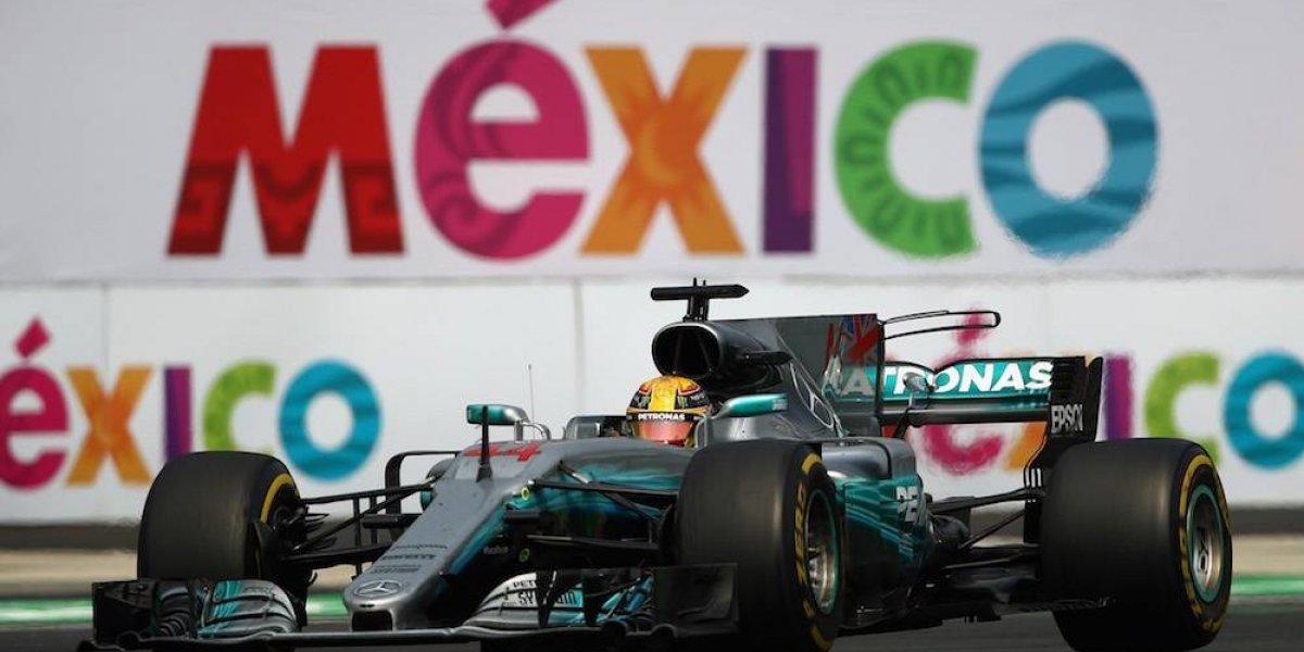 Organización del GP de México toma con calma renovación del contrato con F1