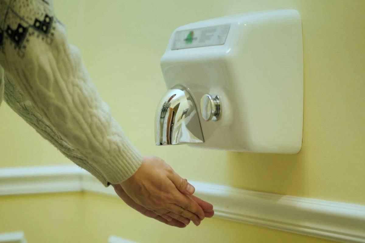 secadora manos