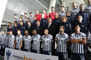Foto oficial de Monterrey