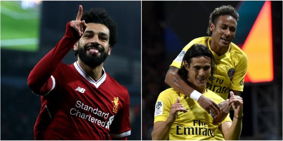 Liverpool vs PSG: el partidazo con el que se abre la Champions