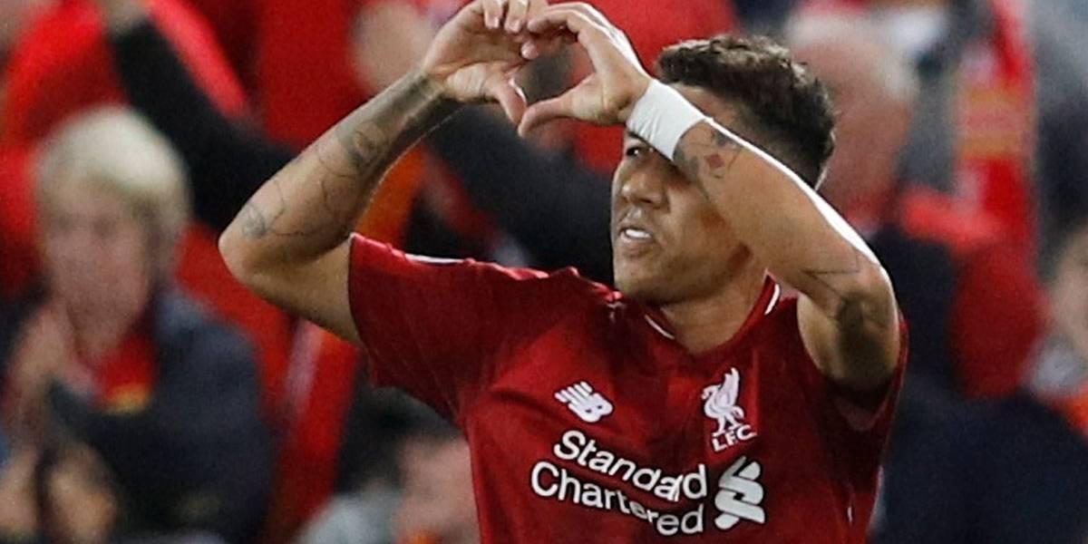 PSG x Liverpool: Firmino brilha e Internet comemora