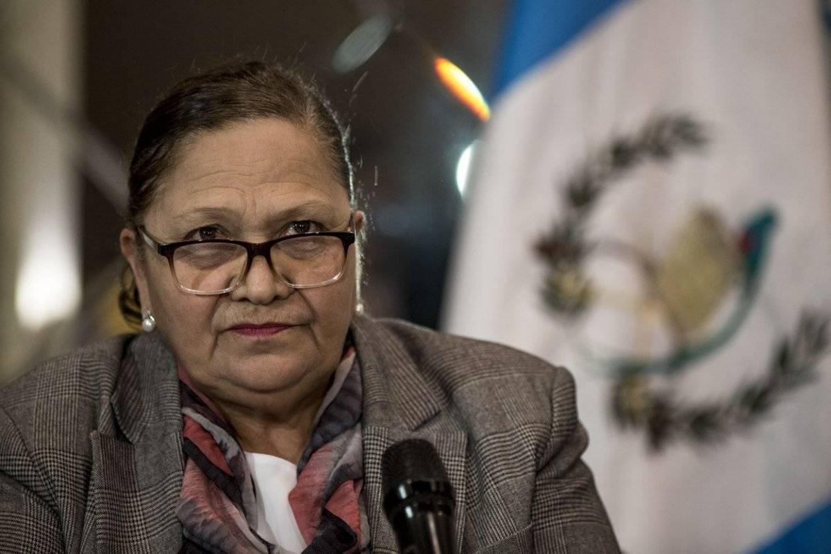 María Consuelo Porras