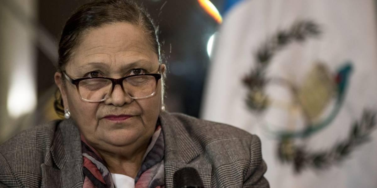 Fiscal General se pronuncia luego de que Cabrera asegurara que no permitirán ingreso de Velásquez