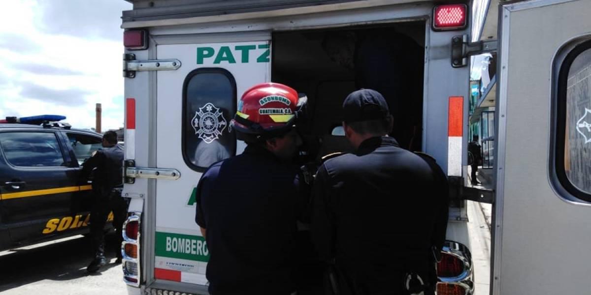 Vapulean a miembros del Concejo Municipal de Patzicía