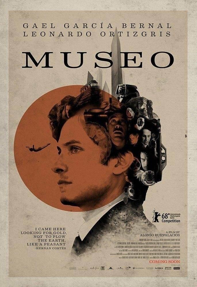 Película Museo
