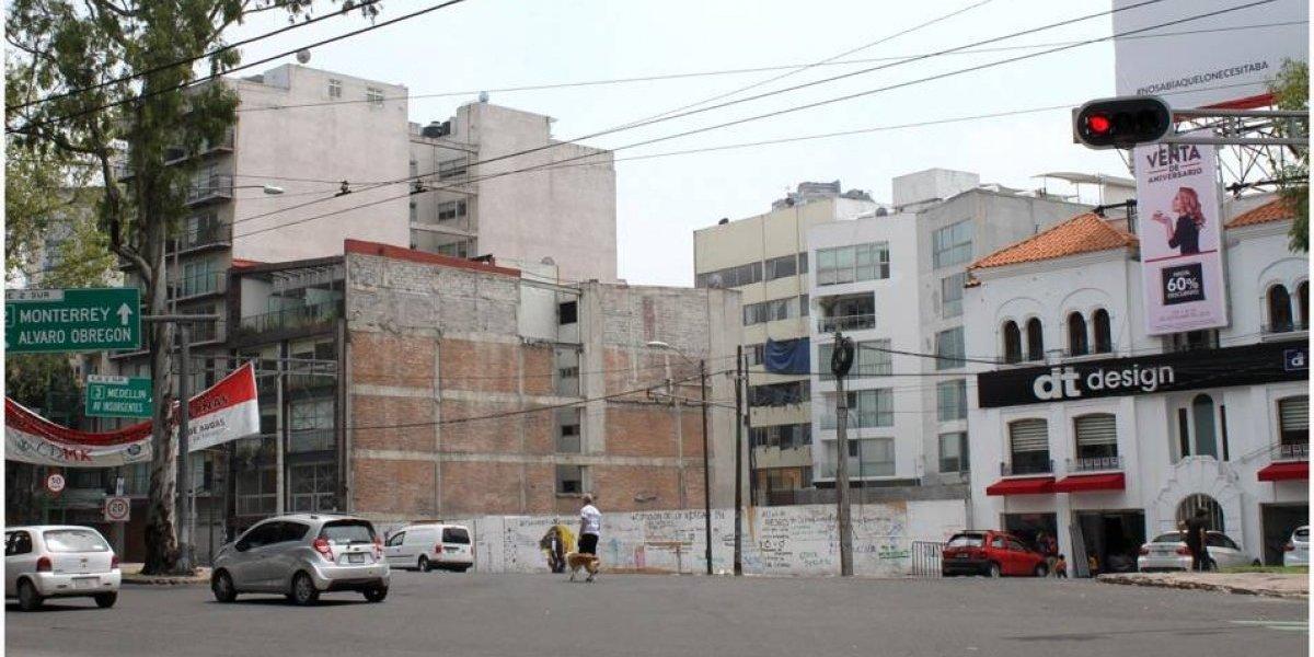 FOTOS: La Ciudad de México antes y después del sismo del 19S