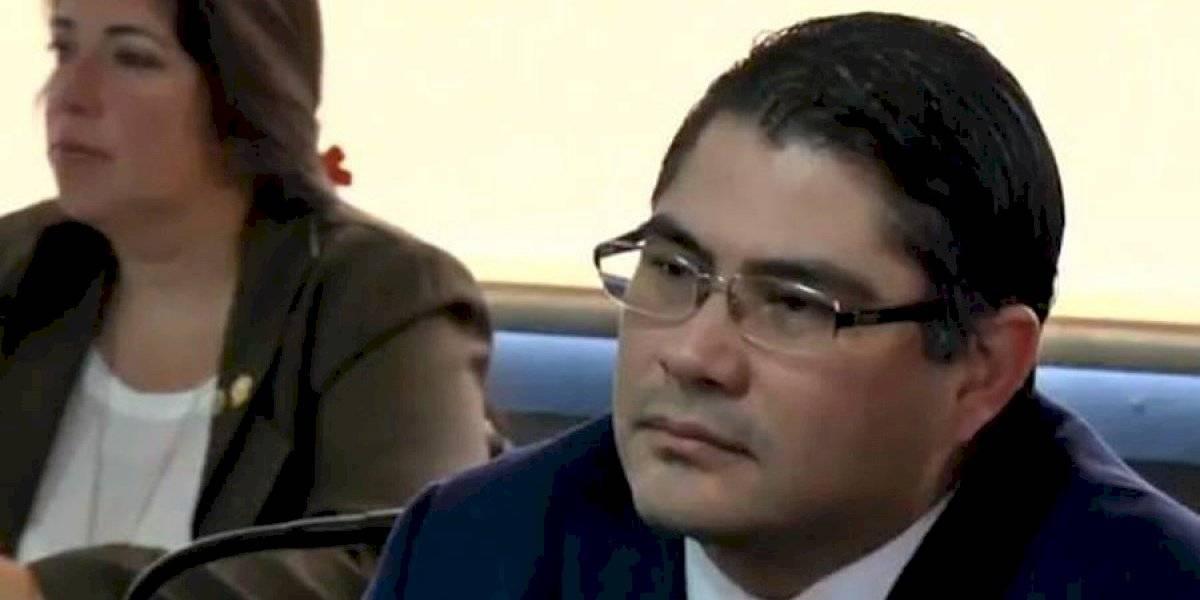 TSE no adjudica el cargo como diputado al Parlacen a Othmar Sánchez