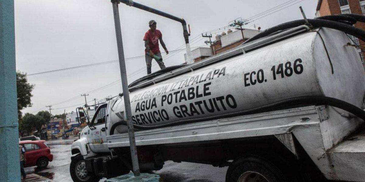 Disminuirá abasto de agua a la CDMX y al Estado de México