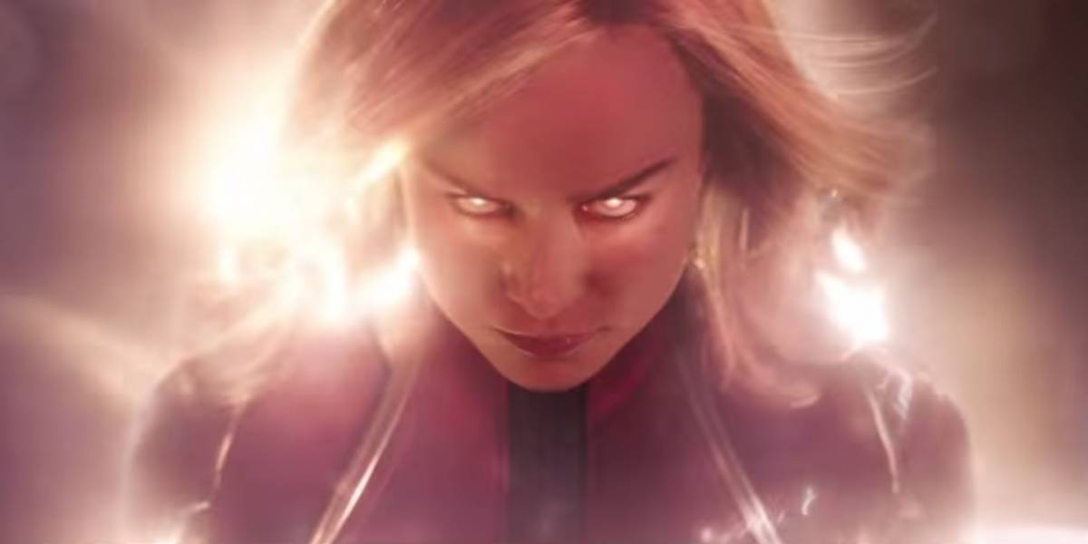 VIDEO. ¡Mira el primer tráiler oficial de Captain Marvel!