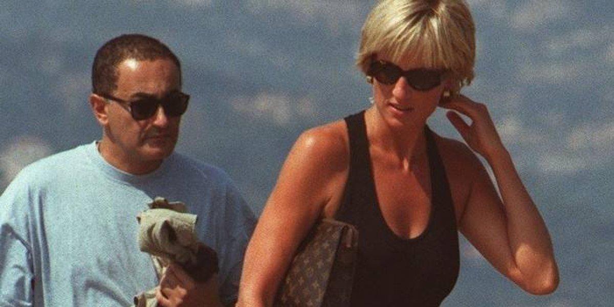 Muestran cómo vivieron la princesa Diana y Dodi Al Fayed sus últimas horas de vida