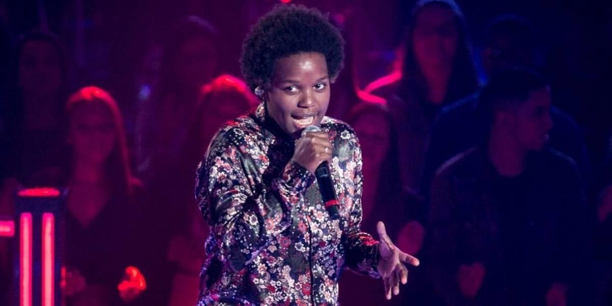 The Voice Brasil: 'Não canto assim porque quero', diz a eliminada Priscila Tossan