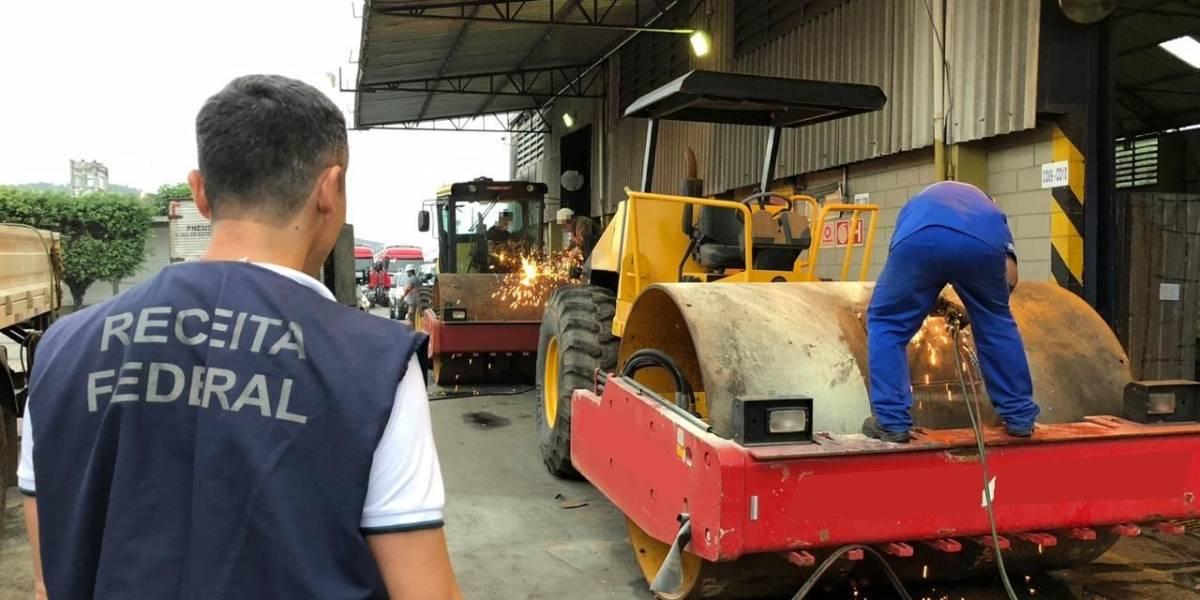 Operação apreende mais de uma tonelada de cocaína no porto de Santos