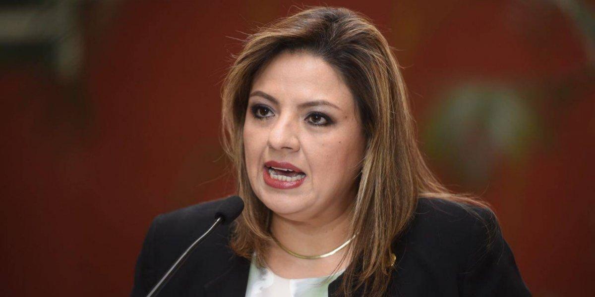 Cámara Penal confirma cierre del proceso contra la Canciller por adopciones irregulares