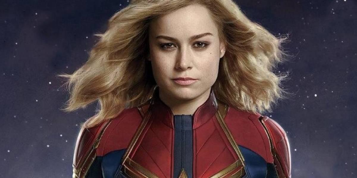 Brie Larson, a Capitã Marvel, é confirmada para a CCXP 2018