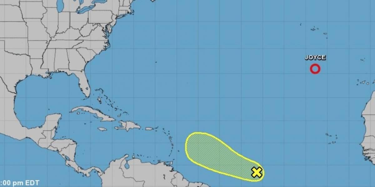 Vigilan disturbio en el Atlántico con posibilidad de desarrollo durante los próximos cinco días