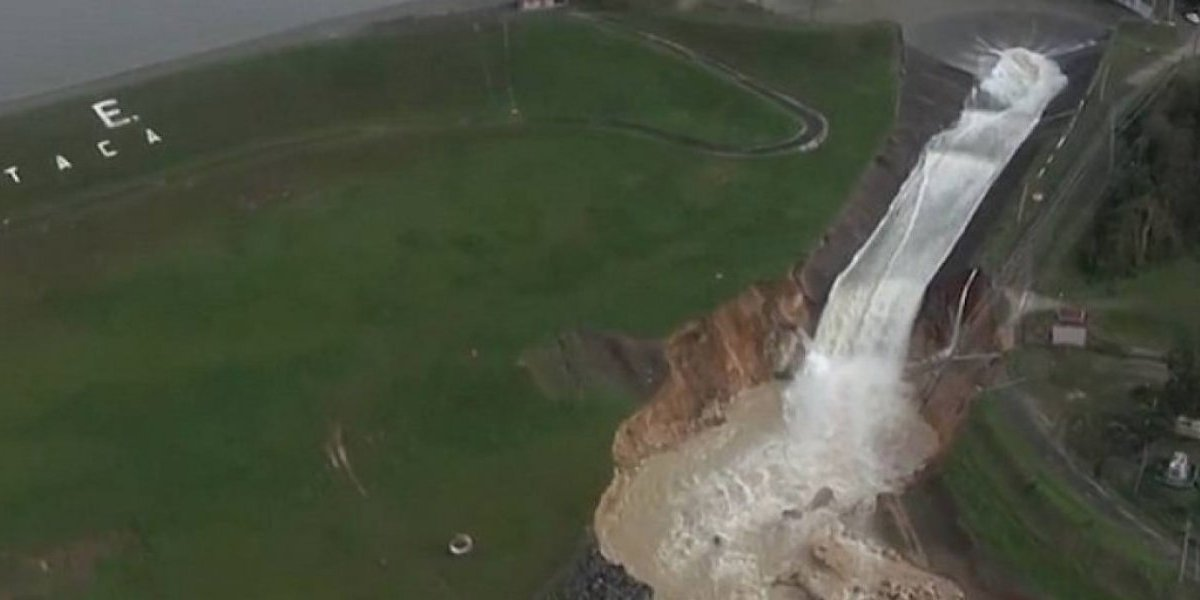 Destinan $17 millones para reparaciones en la represa de Guajataca