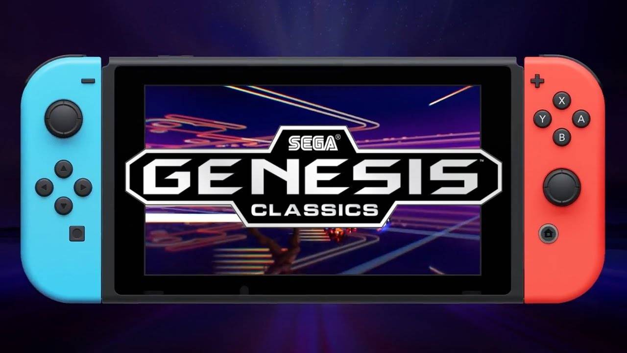 SEGA Genesis Classics le dará un golpe de nostalgia al Nintendo Switch